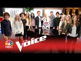 The Voice 2015 - Battles Sneak Peek: Team Gwen