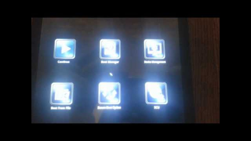 Как переустановить Windows на планшете Chuwi Vi8