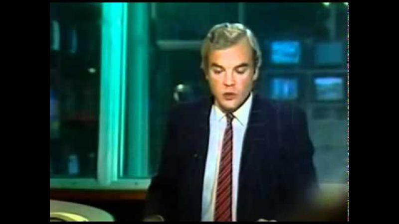 Гибель Цоя. Программа Время от 16 августа 1990 г
