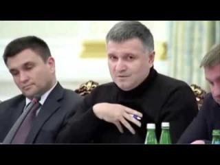 Аваков вор! Саакашвили опубликовал скандальное видео