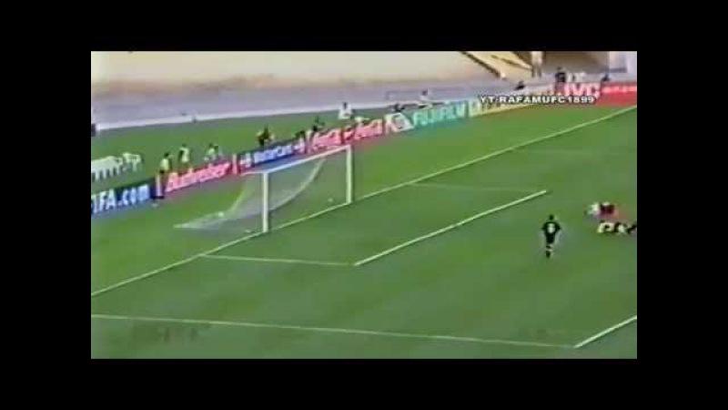 EDMUNDO - GOLAÇO VS MANCHESTER UNITED [VASCO 3x1 MAN.UTD. 08/01/2000]