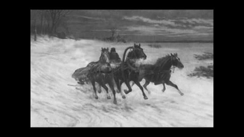 Русский романс-Ямщик, не гони лошадей- Яна Грей-Russian Romance singer Yana Gray