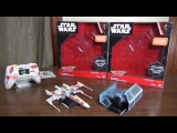 Air Hogs - Star Wars X-Wing & Tie Fighter