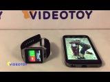 Умные часы Smart Watch DZ09 - обзор, антипотеряшка. Смарт часы DZ09 - аналог smartwatch GT08, W8, A1