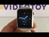 Smart Wath A1 - Умные часы А1 - обзор внешнего вида и функций