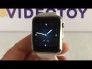 Smart Watch A1 - Умные часы smartwatch А1 - обзор. Аналог GT08, W8.