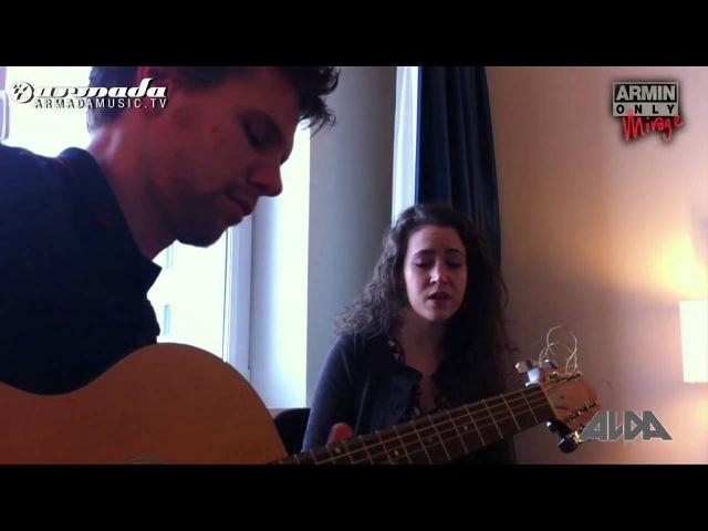 Ana Criado Eller Van Buuren - Down To Love (Mirage Acoustic Hotel Room Sessions 5)