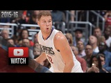 Blake Griffin Full Highlights vs Mavericks (2015.10.29) - 26 Pts, 10 Reb, BEAST!