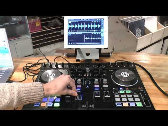 Native Instruments Traktor Kontrol S4 MK2 и S2 MK2. Подробный обзор