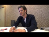 Joseph Morgan at SDCC: Klaus Love Interests on The Originals (Tell-Tale TV)