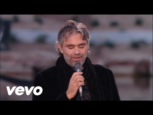 Andrea Bocelli Besame Mucho Live From Lake Las Vegas Resort USA 2006