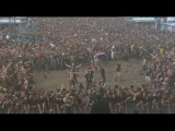 Most BRUTAL wall of death at a metal festival ever!! Full HD 1080p!