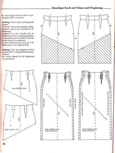 Юбки.кройка и шитьё