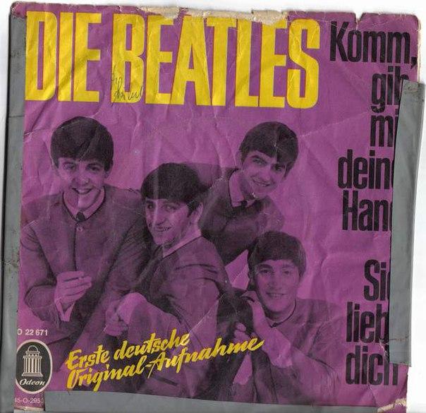 The Beatles – Sie Liebt Dich