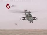 Ми-24 в Сирии при освобождении Пальмиры