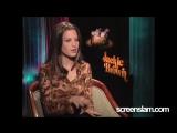 JACKIE BROWN- Bridget Fonda Exclusive Interview