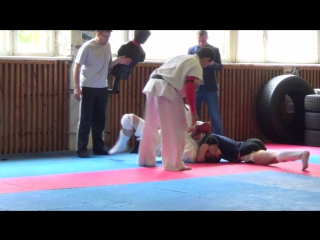 Хокутоки 2 бой (до 75 кг)