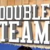 "Баскетбольная передача ""Дабл тим"" (Double team)"