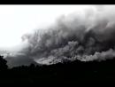 Извержение вулкана Синабунг (Суматра, Индонезия, 21.05.2016)