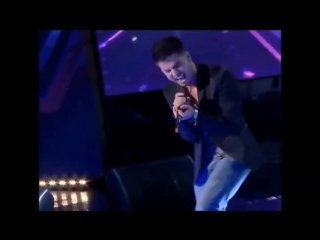 Giorgi nakashidze - dream on x factor  (georgia)
