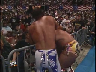 06. 1991.03.24 - Randy Savage vs. The Ultimate Warrior (WWE WrestleMania VII, Retirement Match)