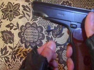 Пневматический пистолет Макарова PM 49