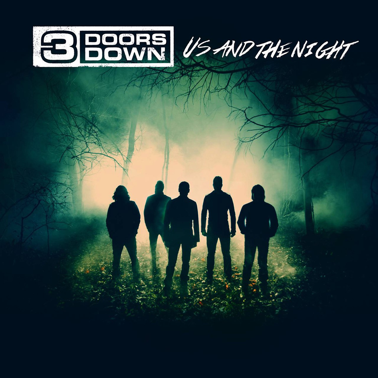 3 Doors Down - Us and the Night (2016)