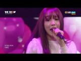 [Special] 151208 GFriend (여자친구) - Glass Bead (유리구슬) + Me Gustas Tu (오늘부터 우리는) @ 더쇼 The Show
