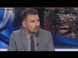 Шок ! адекватный журналист прорвался на Украинское ТВ смотреть до конца