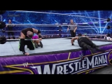 The New Age Outlaws vs. The Shield - WrestleMania 30