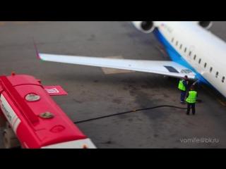 Игрушечный аэропорт «Пулково»