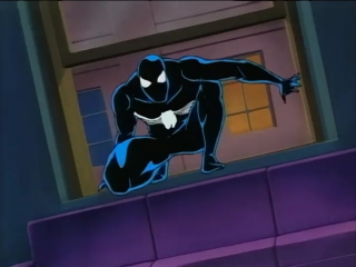 [1995-1998] Spider-Man - The Animated Series S01 E08 The Alien Costume Part 02