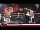 Muay Thai Korat, Kompetchlek Lukprabat (Thailand) Vs Sebastien Biliard (Franch),19 March 2016