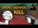 CSGO - SMOKE KILL on DUST 2