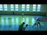 Тернопільська футзальна ліга: Віго - Микулинці 5:3 (1 тайм)