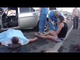Жесткое ДТП в Белгороде со смертельным.Аварии.