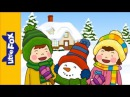 Build a Snowman Nursery Rhymes by Little Fox