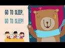 Where Is Bear | Hibernation Song | Hibernation for Kids | Lyric Video | Kiboomers