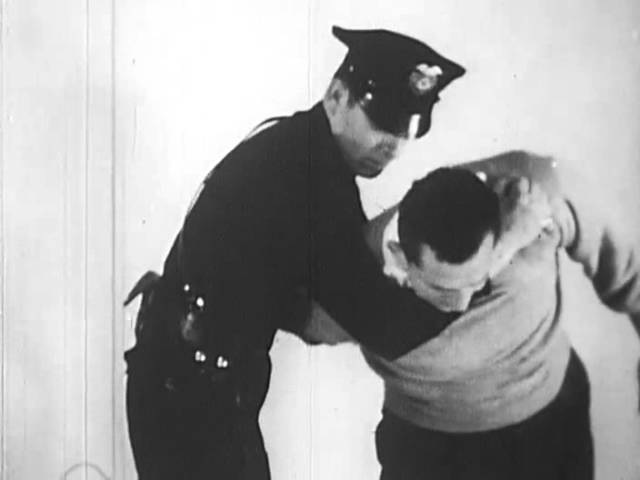 Self Defense and Disarmament circa 1960 LAPD Los Angeles Police Dept Training Film