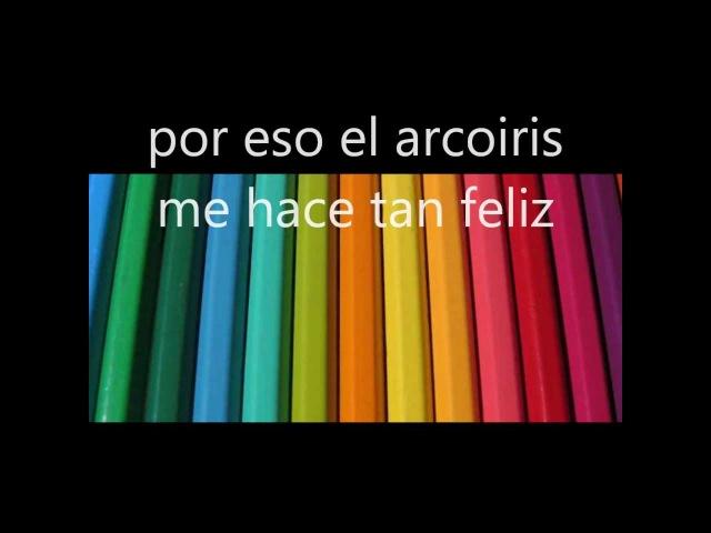 COLORES - Canción Infantil- Aprende los colores! - Learn colors in Spanish!