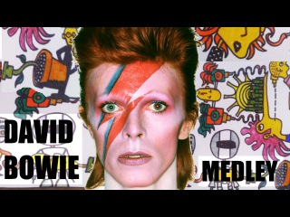 SPT Epic David Bowie Medley