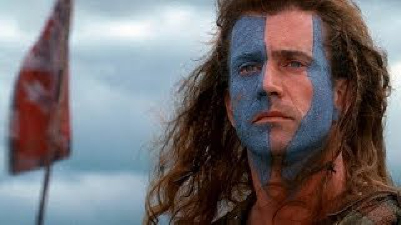 3 HOURS Relax Music BRAVEHEART Theme Instrumental Soundtrack Tribute | Chinese Flute Piano |