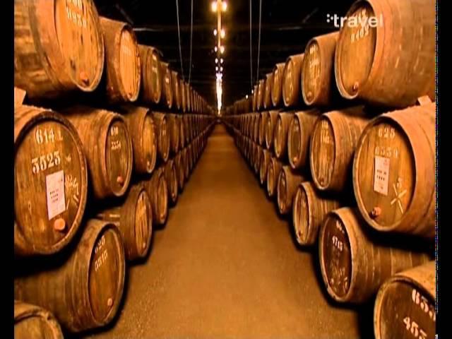 Путешествия по местам виноделия Испания и Португалия 4 История Портвейна