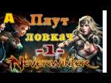 Neverwinter - А - 1 - Плут ловкач