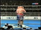 Hiromi Amada vs Butterbean K 1 BEAST 2004 in Niigata