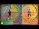 Резанный Удар слева Уроки на примере Федерера Дмитрова Истомина и Вавринки Большой Теннис