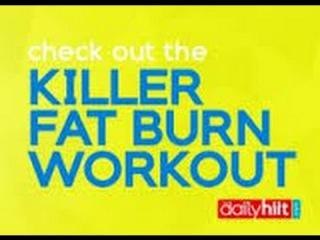 KILLER FAT BURN WORKOUT Challenge   Trailer
