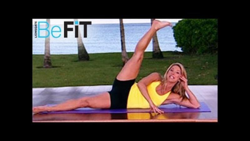 Denise Austin Pilates: Hips Thighs