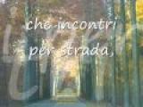 Canzone di un amore perduto - Fabrizio de Andre'