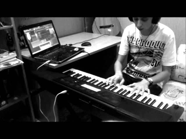Andrew Rayel Aeon of Revenge piano cover by Kirill Rubets